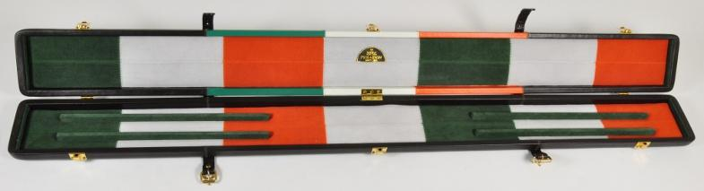 Peradon Three-Quarter Ireland Flag Case (Open)