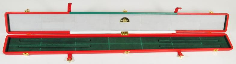 Peradon Three-Quarter Wales Flag Case (Open)