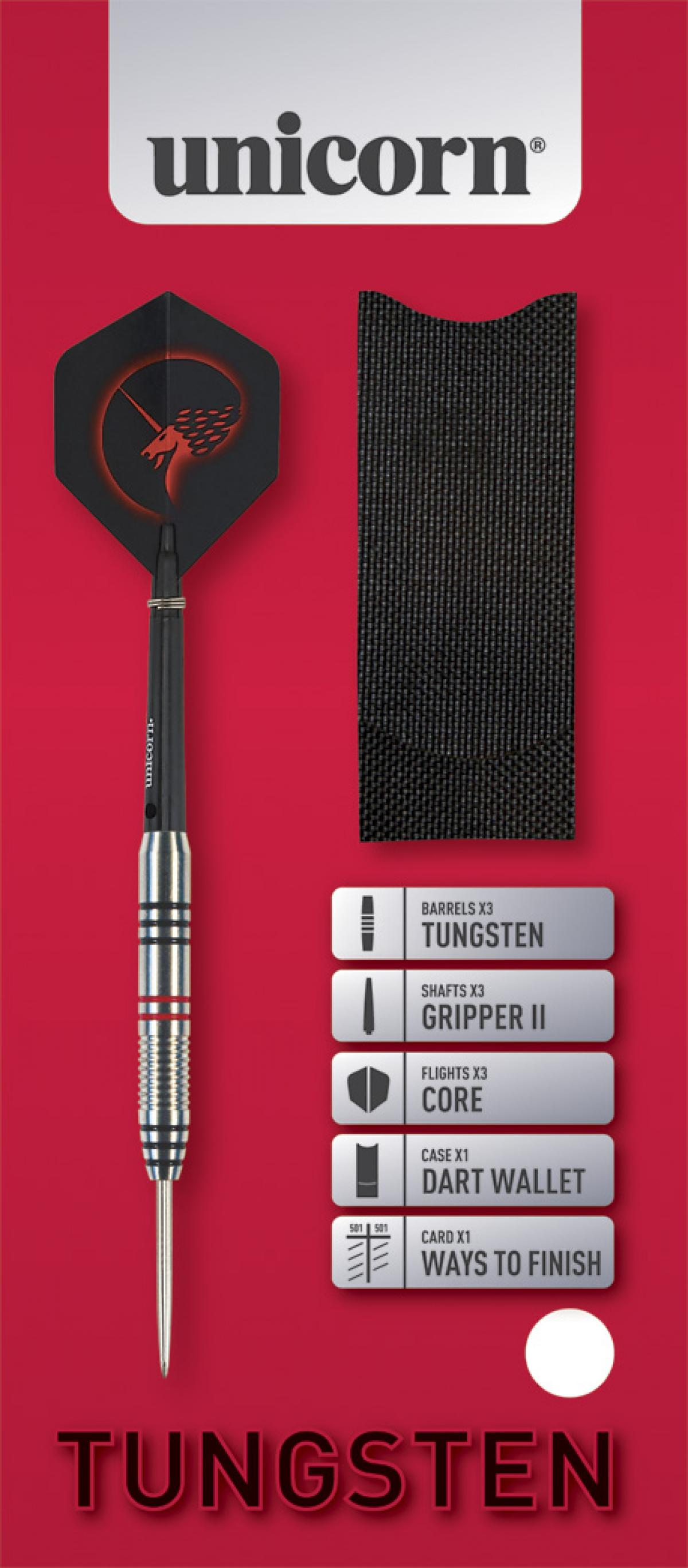 Unicorn Core Tungsten Package