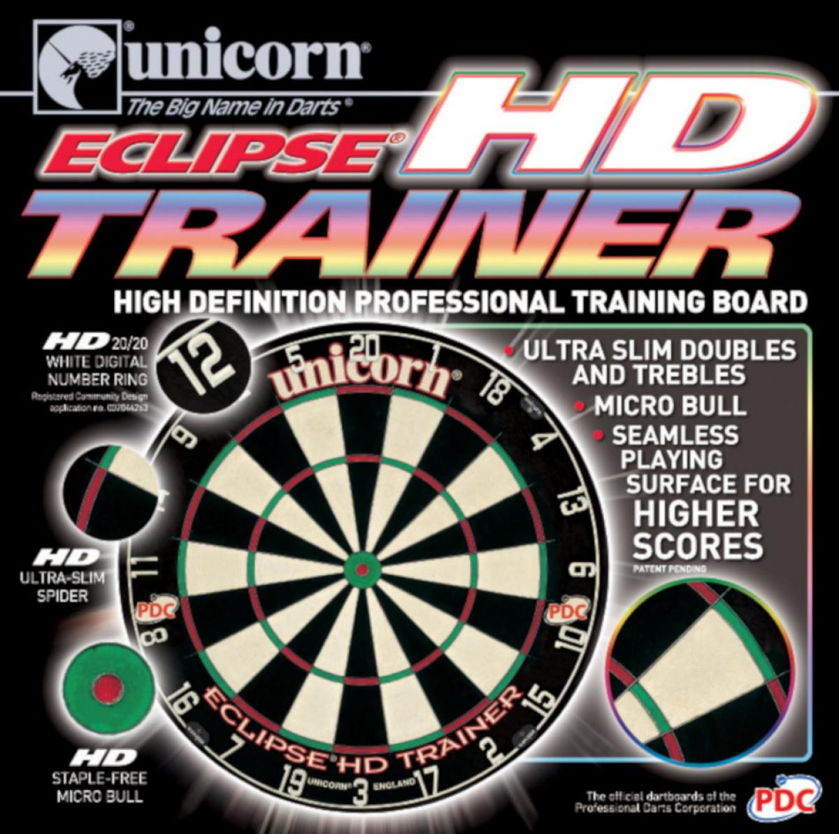 Unicorn Eclipse HD Training Board (Box)