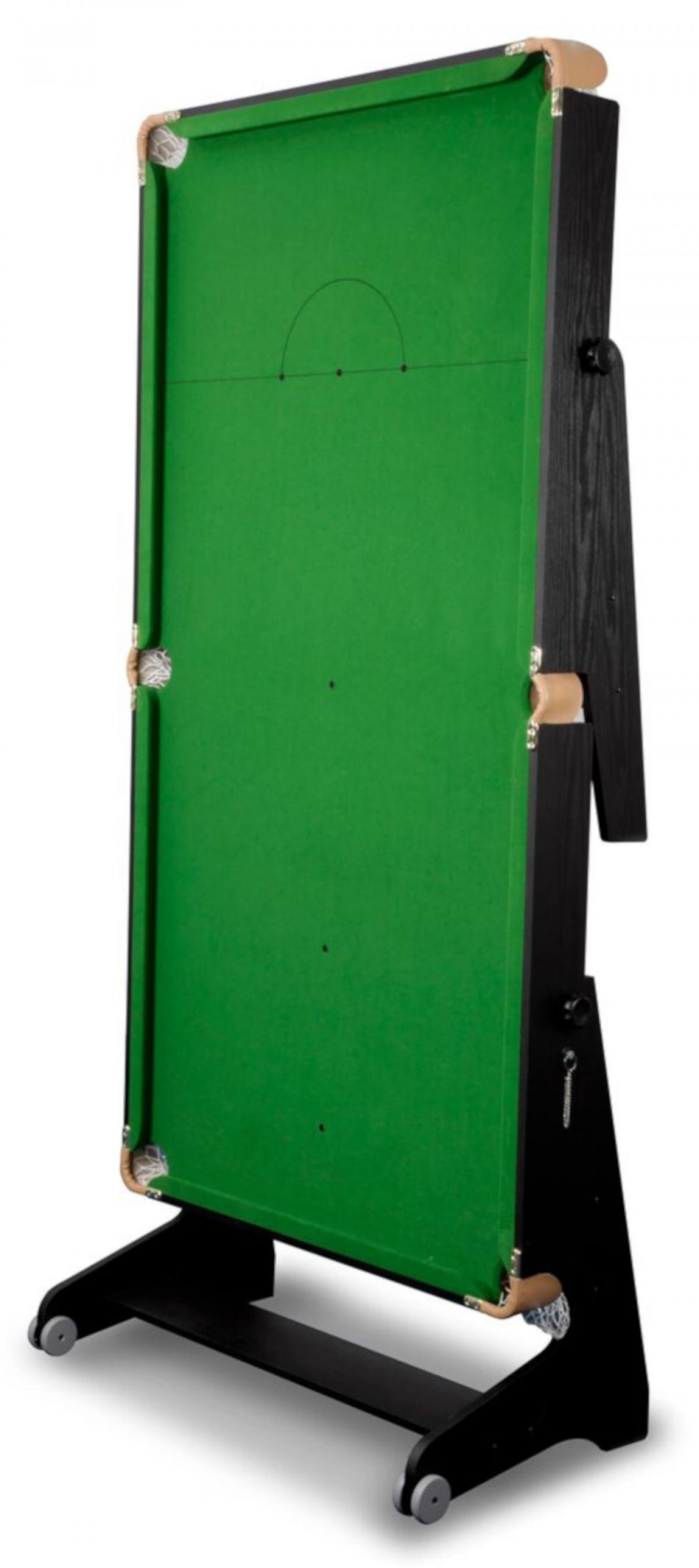Riley 6ft 4 In 1 Folding Snooker Table Fs 6db