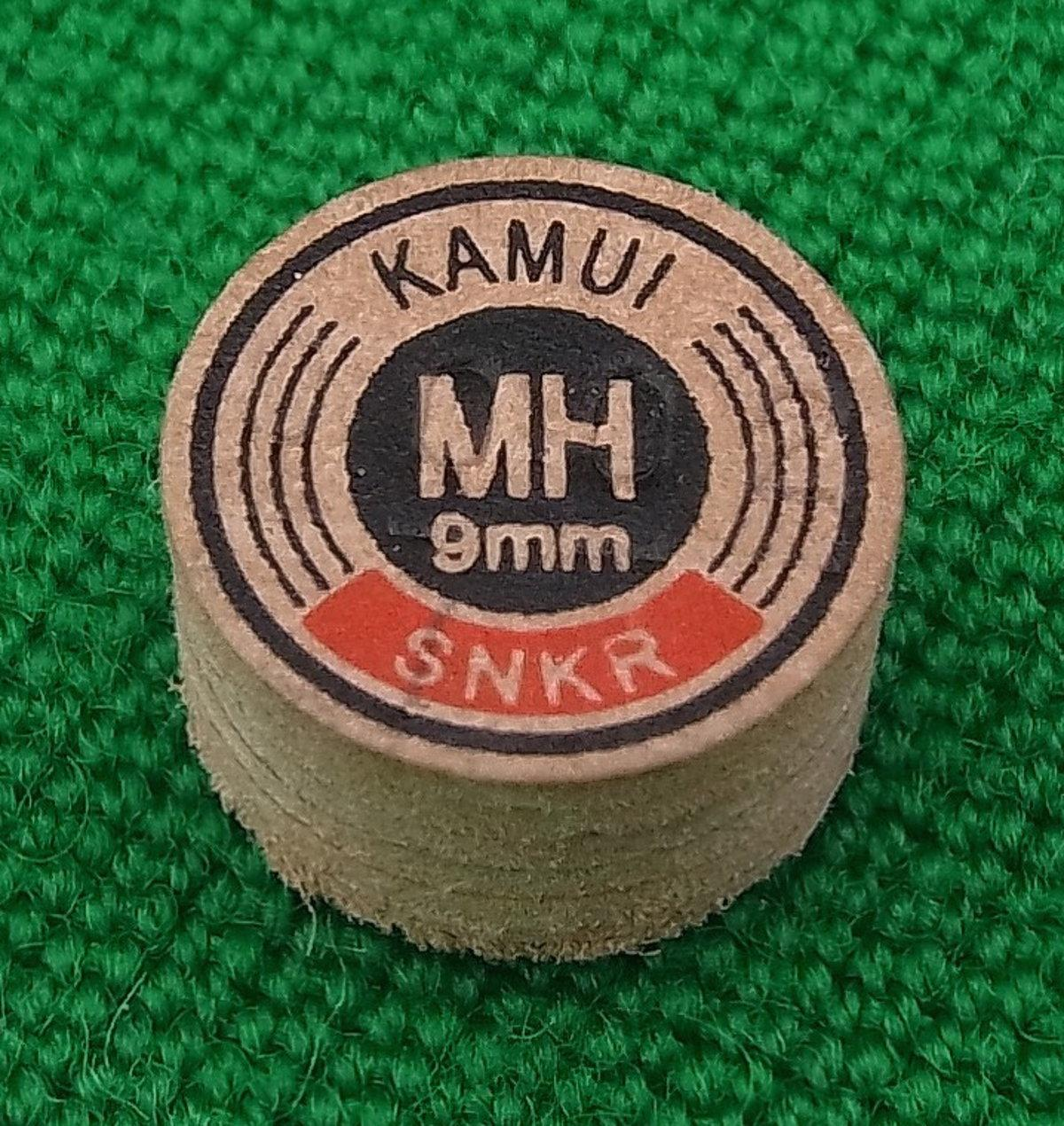Kamui Original Snooker Tip (9mm, Medium Hard)