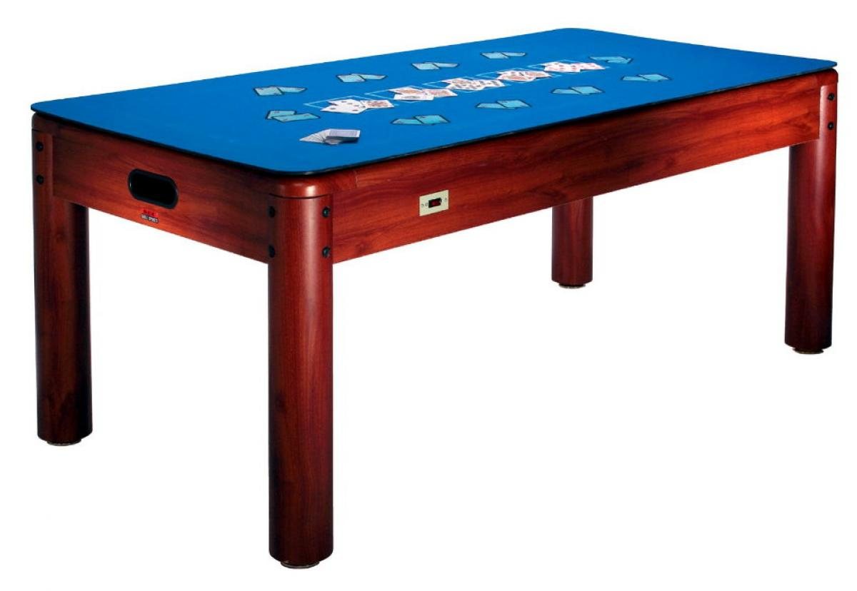 BCE 4 in 1 Games Table - Poker