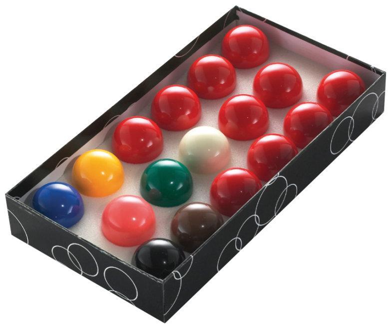 Powerglide Value Snooker Balls 17 Ball Set 1 1 2 Quot