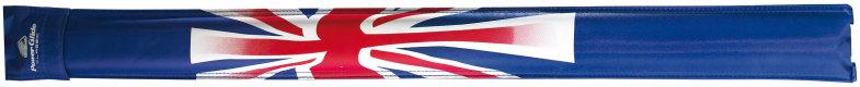 Powerglide International Union Jack Sleeve