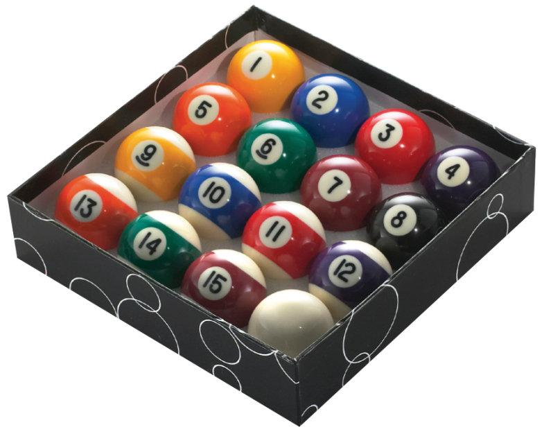 Powerglide Value Spots And Stripes Pool Balls 2 Quot Balls