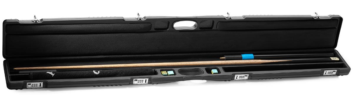 Peradon Beast One Piece Cue Case (Open, Full)