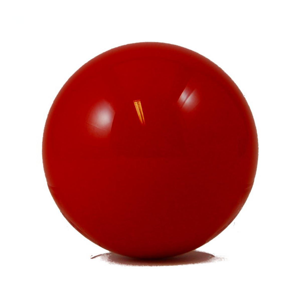 Ярко красный шар картинка
