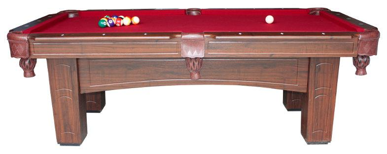 Bce Chicago 7 6 Quot American Pool Table