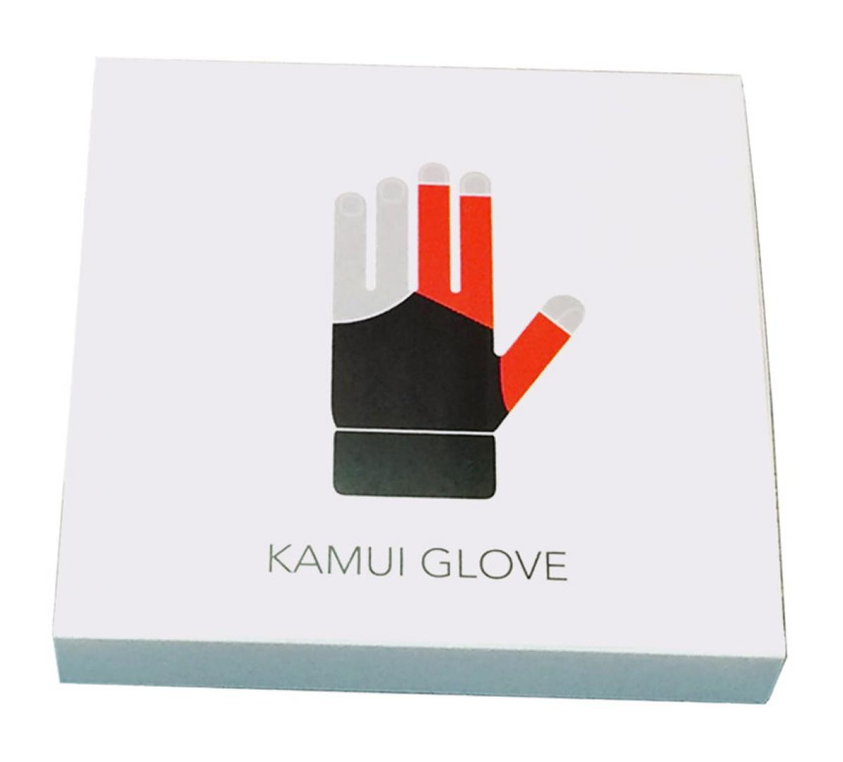 Kamui Glove (Red, box)