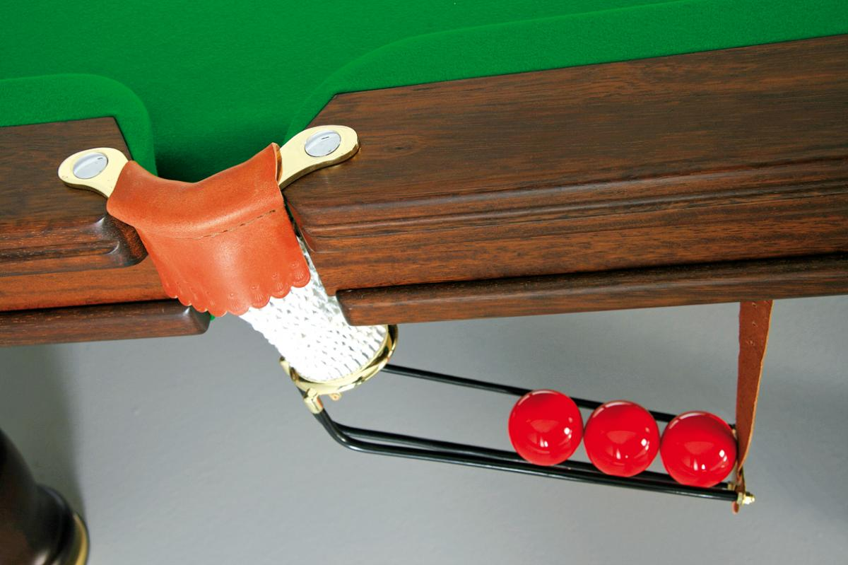 Sam Leisure Tagora Snooker Table (middle-pocket)