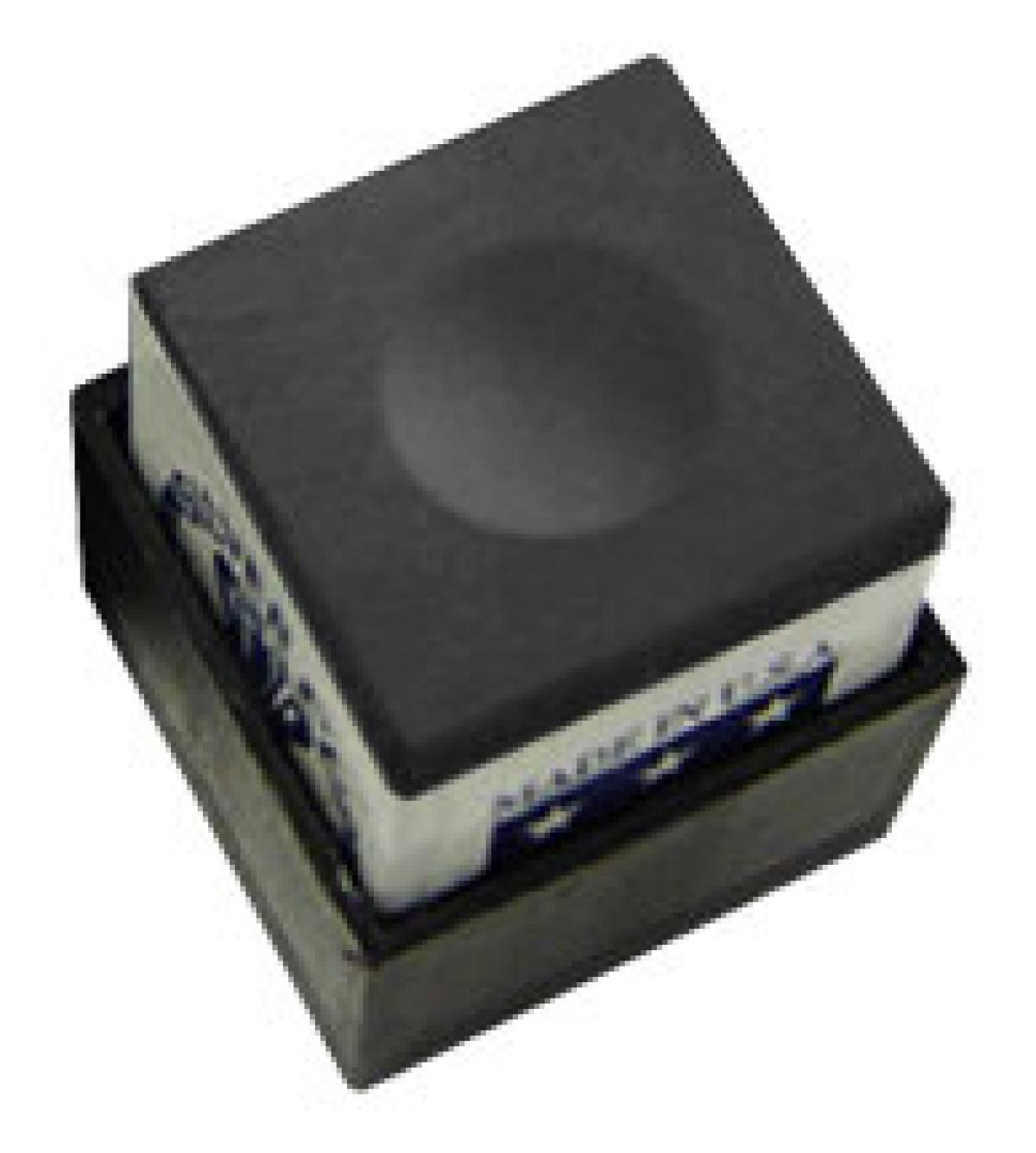 Silver Cup Chalk (black, single cube)