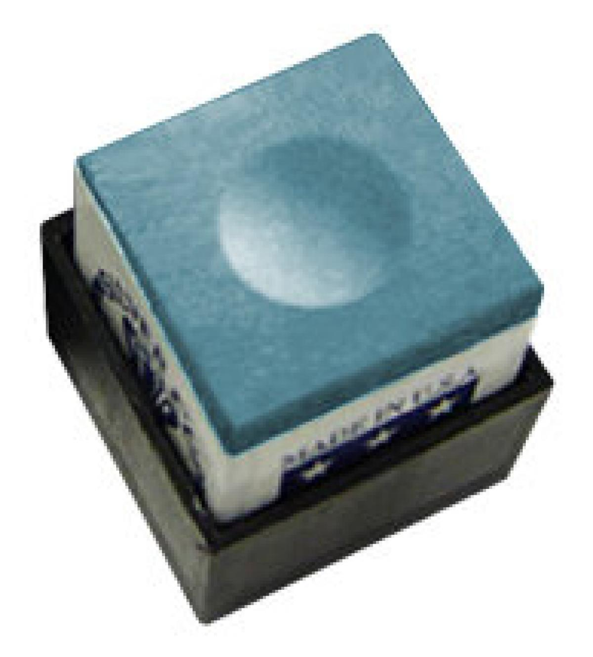 Silver Cup Chalk (blue, single cube)