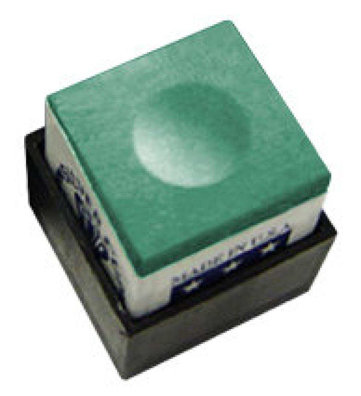 Silver Cup Chalk (green, single cube)