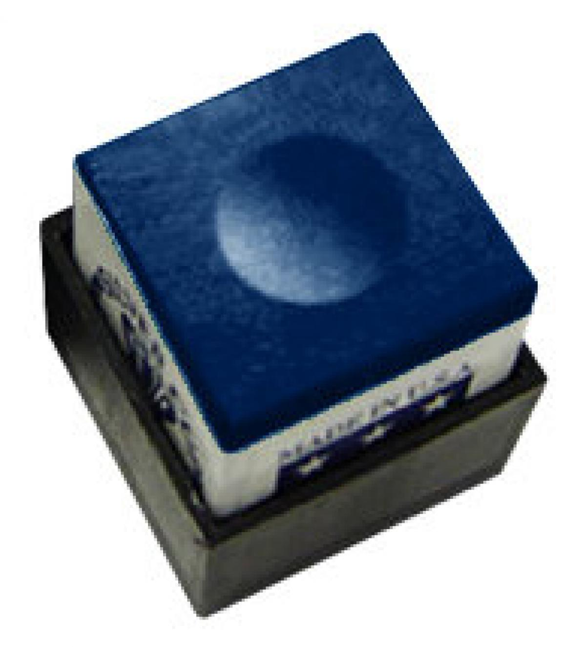 Silver Cup Chalk (navy blue, single cube)