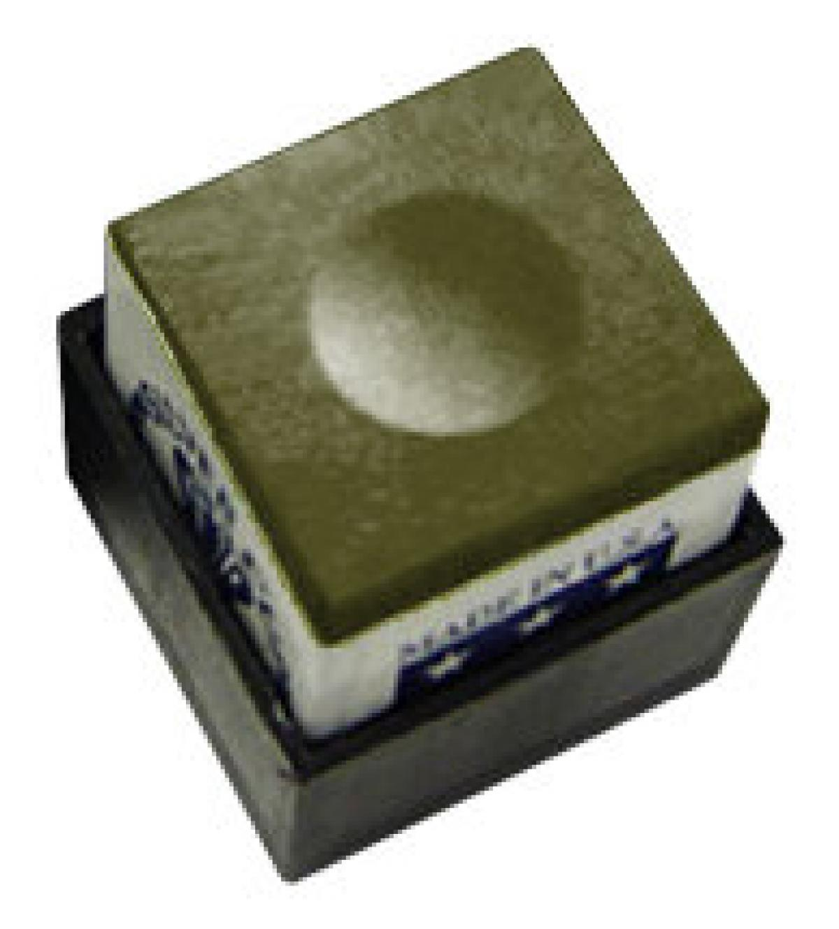 Silver Cup Chalk (olive, single cube)